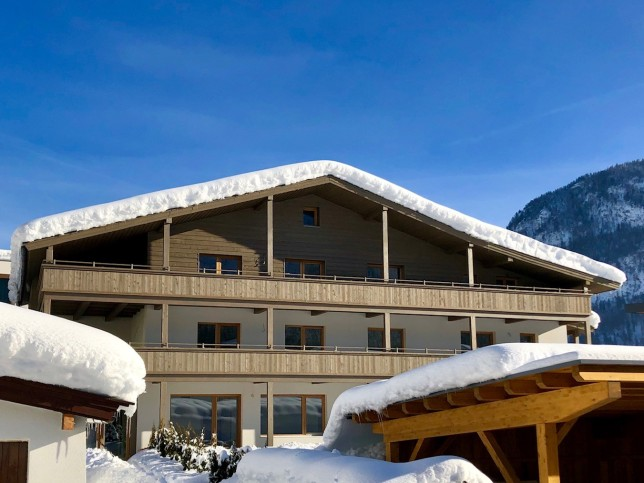 Light and Airy Brand New Ski Apartments in Lofer in Pinzgau