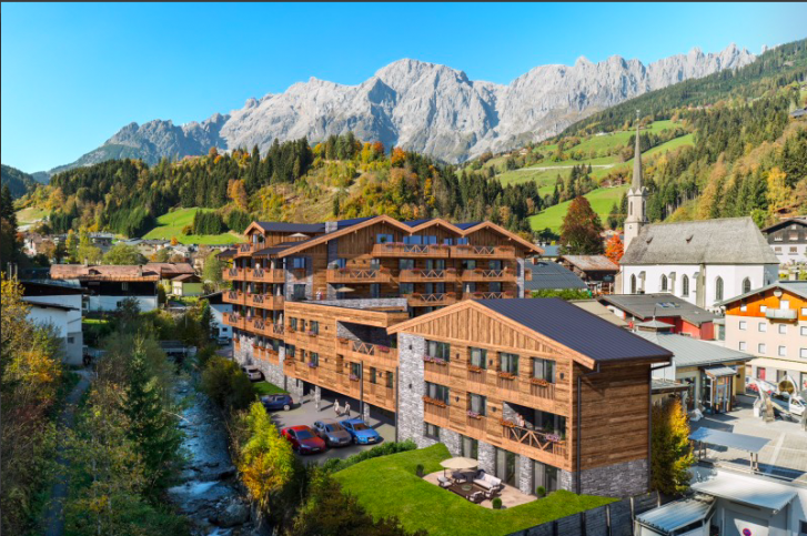 Brand New Investment Apartments in a Breathtaking location in Mühlbach in the Hochkönig Area