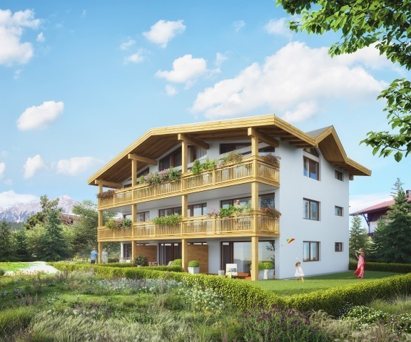 Buy-to-Let Ski Apartments in Seefeld - just 25min from Innsbruck Airport