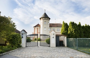 Rebuilt & Refurbished Styrian Castle close to Graz
