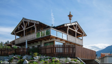 Swish Chalets in Hollersbach with Second Home Status