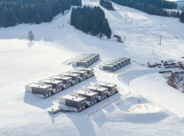 Brand new ski-in ski-out chalets in Sankt Lambrecht