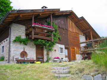 Mountain Chalet in Madonna di Campiglio