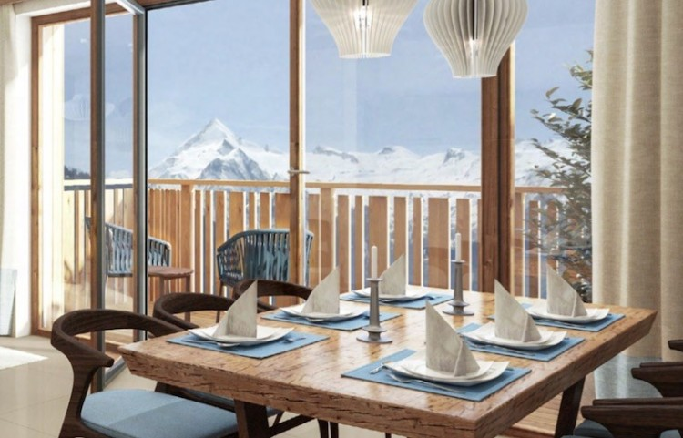 Luxury Brand New Ski Apartments in Zell am See / Kaprun