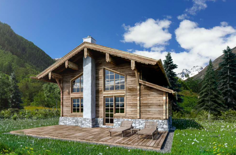 Chalets for Sale at the Foot of Mölltal Glacier