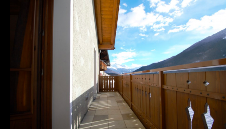 Traditional ski apartment for sale in Bormio area