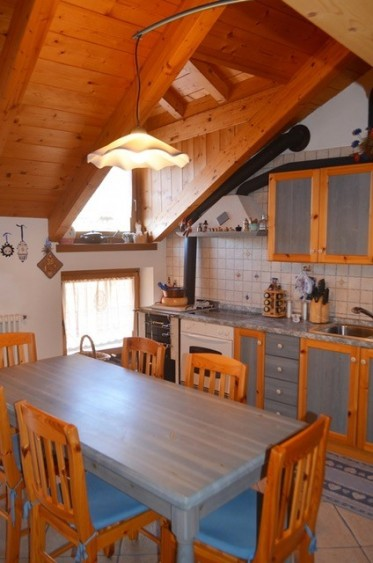 Pretty Ski Apartment in Daiano in Val di Fiemme
